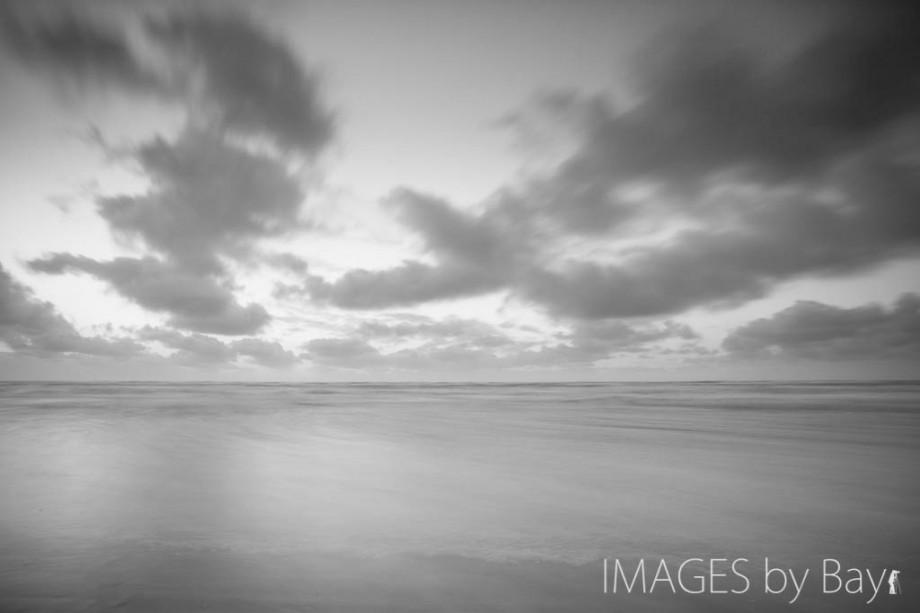 Black & White Sea