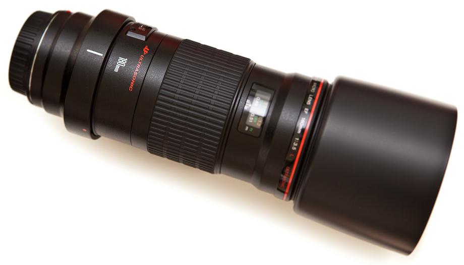 Canon 180mm f/3.5
