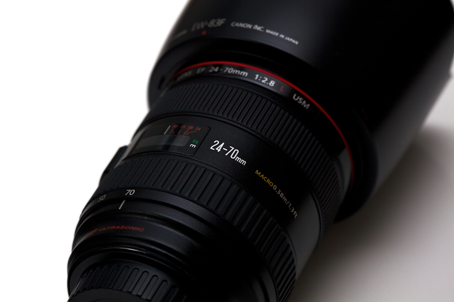 Image of Canon 24-70mm f/2.8