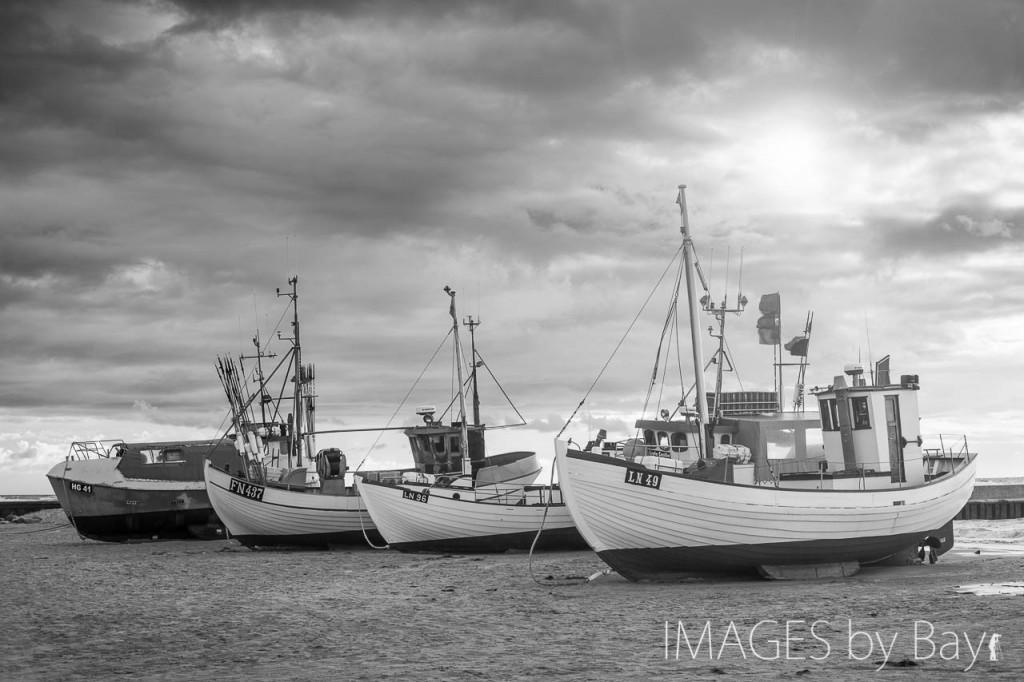 Danish Fishing Boats