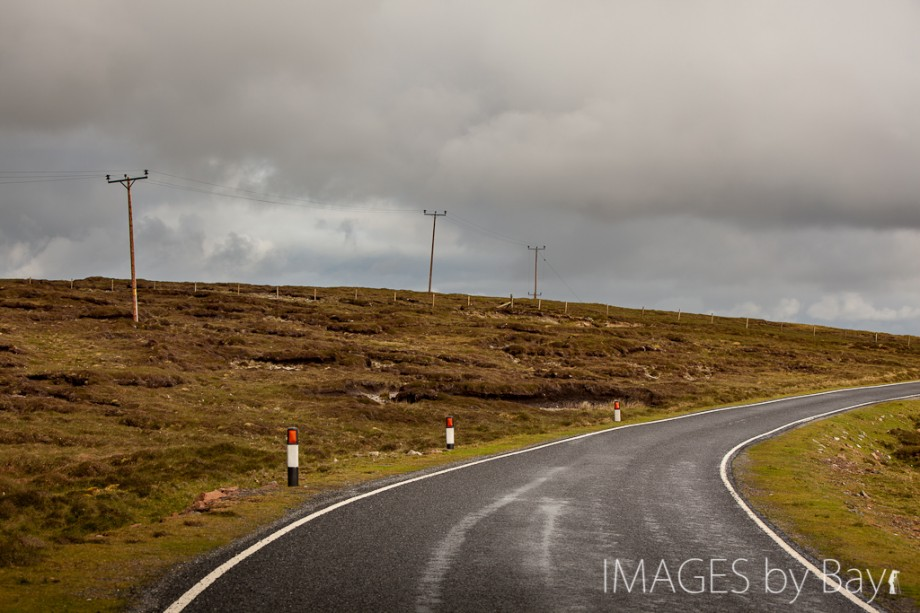Road Image from Shetland