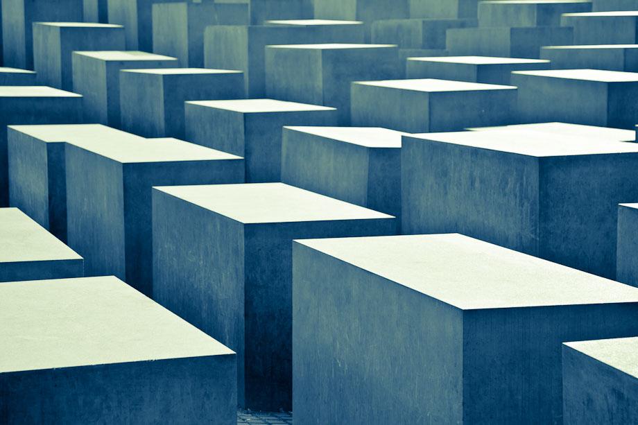 The Berlin Holocaust Memorial