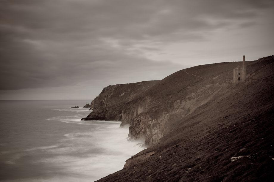 Seascape with Wheal Coates